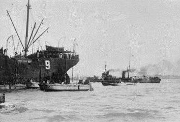 Operazione Albion in vari conflitti militari