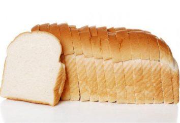 El pan, el trigo: calorías, que es mejor elegir