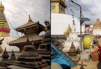 Nepal: lugares de interés, lugares de interés, y … Nepal, Katmandú: los principales atractivos