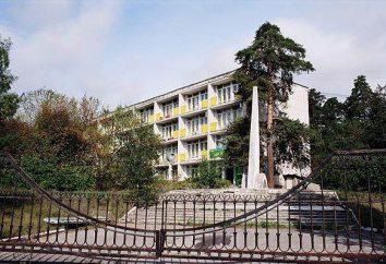 """Sanatorium """"Russian Las"""", Togliatti: opis i opinie"""