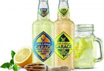 Garaż – napój na letnie wakacje