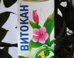 """""""Vitokan"""" (gotas): instruções de utilização. Descrição da preparação"""