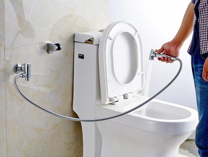 La instalaci n de una ducha higi nica ducha incorporada for Como cambiar las llaves dela regadera