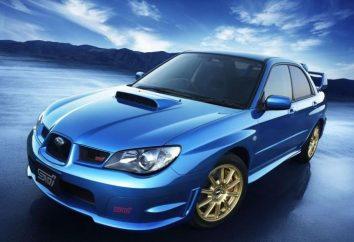 Test drive Subaru Impreza WRX STI