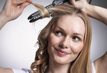 Penteados com cachos no cabelo médio