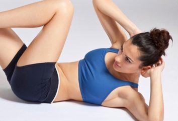 Article sur ce que les exercices à faire pour enlever la graisse du ventre
