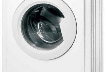 máquina de lavar roupa Indesit IWSB 5085: descrição, especificações, comentários
