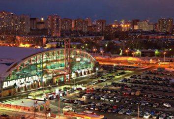 """TC """"Sterowiec"""" (Jekaterynburg) – transport, informacje, zakupy"""