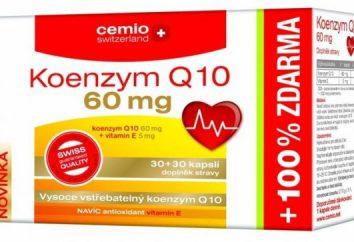 Coenzima Q10 – ¿qué es? Coenzima Q10: vitamina para el corazón