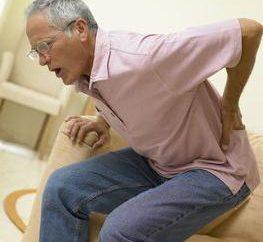 Ból w plecach powyżej pasa w lewo. Rysunek ból w lewej powrotem