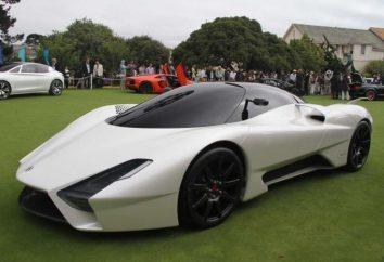 Os carros mais rápidos do mundo em 2013