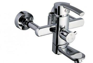 Bateria umywalkowa z higienicznym prysznicem: zasada działania i instalacji