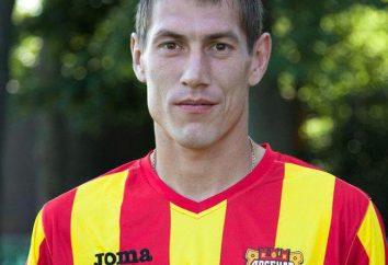 Kriuchkov jugador ruso Aleksandr