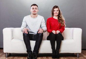 15 signes que votre relation est sur le point de l'effondrement