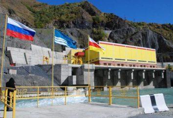 Principale Zaramagsky HPP: altezza sul livello del mare, foto, posizione, schema elettrico