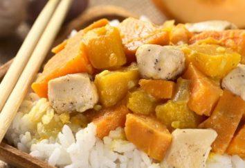 Pollo con zucca: un delizioso piatto per la cena