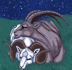 Cosa stiamo bisbigliando stelle? Compatibilità astrologica Ariete e Capricorno