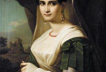 Aleksandra Smirnova, la dama de honor: biografía, origen