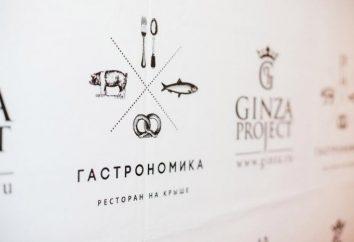 """Restauracja """"Gastronomia"""": podstawowe informacje, menu i recenzje"""