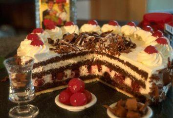 """Cake """"cherry Ubriaco"""": i dettagli della ricetta"""