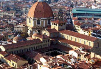 Kaplica Medyceuszów, Michelangelo: Opis i zdjęcia