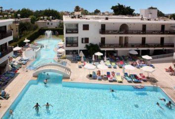 Sofianna Hotel Apartments 4 * (Paphos, Chipre): descrição do hotel, serviços, comentários