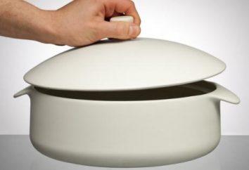 La vaisselle pour des assiettes en céramique de verre: choisir le meilleur