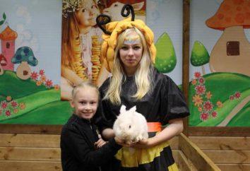 Zoológico (Nizhniy Tagil) convida os visitantes