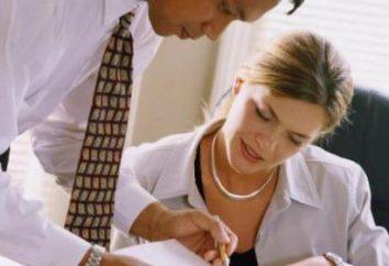 Doveri contabile sui salari. Salario contabile: Compiti e competenze brevemente