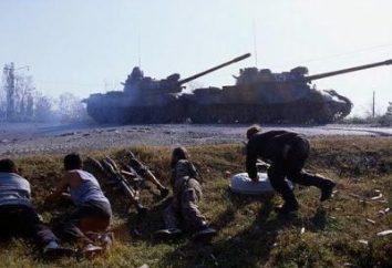 Geórgia e Abkhazia: causas de conflito