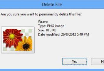 Wie man eine Datei auf einem Remote-Computer löschen, und wie sie wiederherstellen?