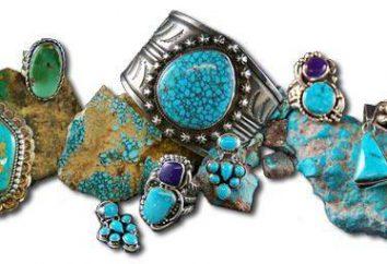 La joyería de la turquesa: Descripción