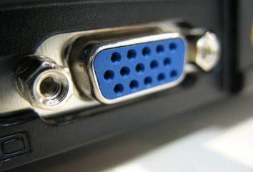 VGA: jaki rodzaj kabla, kierowcy, a karty graficznej?