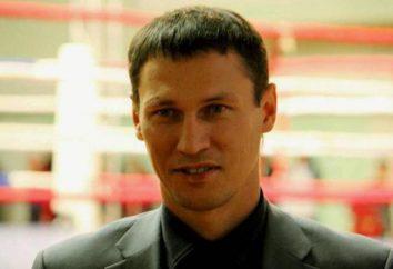 Mistrz olimpijski Saitov Oleg: biografia