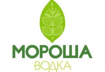 """Was ist das Besondere Wodka """"Morosha""""?"""