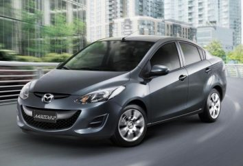 Una visión general de la última modificación de Mazda-2
