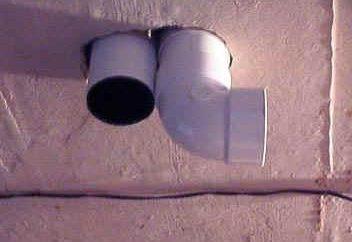 Ventilation in der Garage mit seinen Händen: das Schema, Fotos