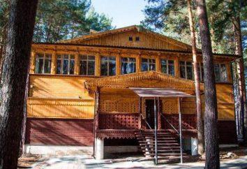 """Il centro ricreativo """"Demidov Estate"""", Nizhny Tagil: descrizione, servizi, recensioni"""