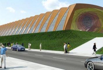 Palais des Sports nautiques (Kazan) – le lieu du Championnat du monde de la FINA