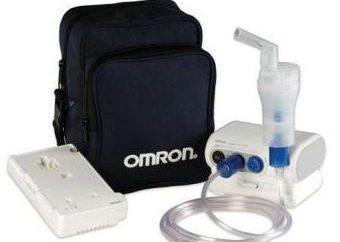 Kompresor Nebulizator Omron (inhalator): Opinie