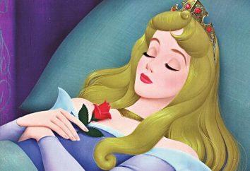 """« Sleeping Princess »: analyse des personnages principaux, et le résumé. """"Sleeping Princess"""", Joukovski"""