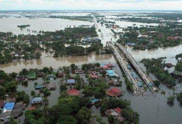 Krymsk, eine Flut im Jahr 2012. Die Ursache und das Ausmaß der