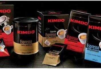 Kimbo (café): sabor, el aroma, la receta