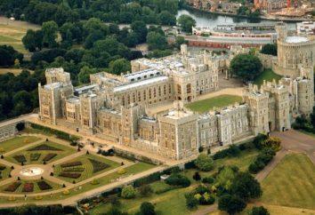 Zamek Windsor – rezydencja rodziny królewskiej