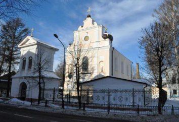 Pinsk. sites de la ville