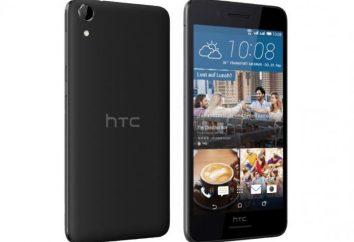 Teléfono inteligente Dual Sim HTC 728G: opiniones sobre los propietarios, revisión y especificaciones