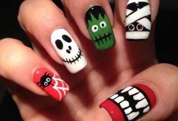 Come fare manicure su Halloween?