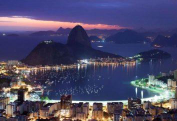 Und Sie wissen, wo Brasilien?