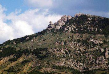 Montanha Demerdzhi: descrições, fotos, fatos interessantes