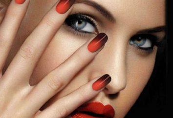 Come dipingere le unghie ordinatamente? Come dipingere le unghie con vernice
